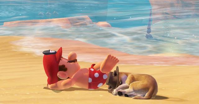 Super Mario Odyssey (Switch): vídeo mostra o que Mario diz quando está dormindo