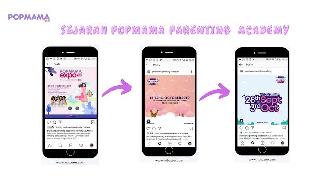 Ma, Begini Awal Mula Sejarah Popmama Parenting Academy 2020