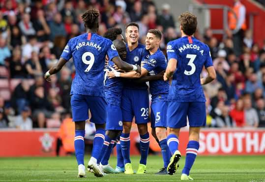 EPL: Lampard's Blues Register 3rd Away Win on the Bounce