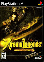 Dynasty Warriors 3: Xtreme Legends [ Ps2 ] { Torrent }