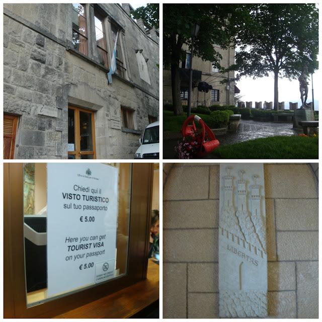escritório de turismo de San Marino