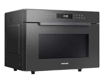 Ketuhar Gelombang Mikro Terbaharu Samsung – Convection Microwave Oven with HOT BLAST™