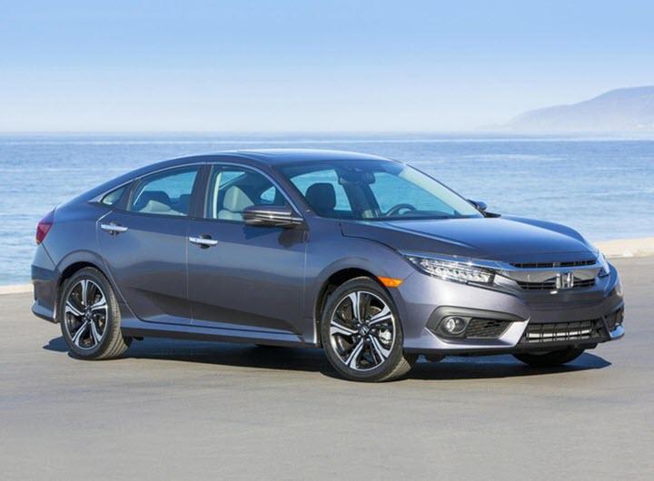 Honda Civic sedan bị khai tử tại quê nhà