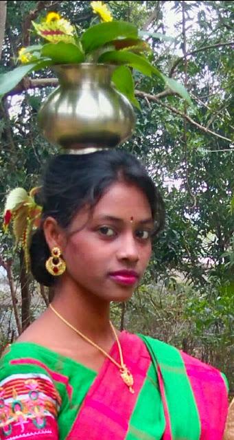 Santali image photo