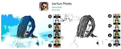editan foto menjadi kartun