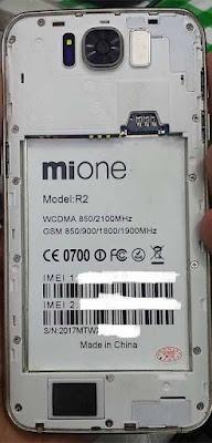 Mione R2 Flash File