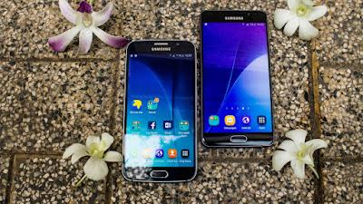 Samsung Galaxy A5 2016 cũ hay S6 cũ