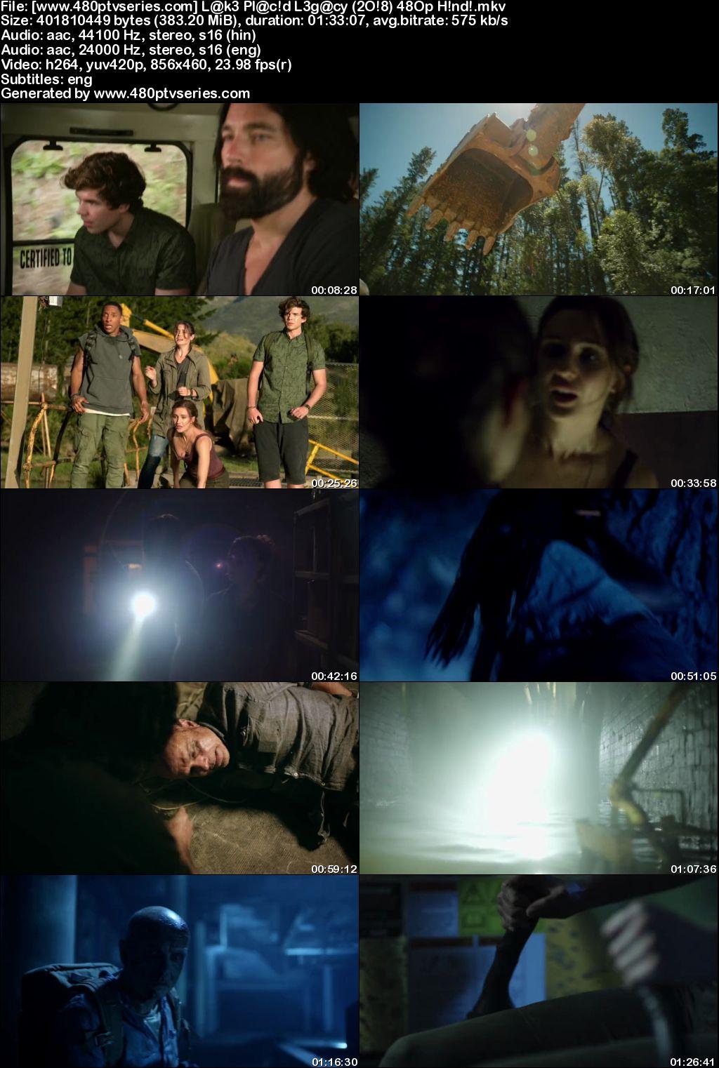 Lake Placid: Legacy (2018) 350MB Full Hindi Dual Audio Movie Download 480p Web-DL Free Watch Online Full Movie Download Worldfree4u 9xmovies
