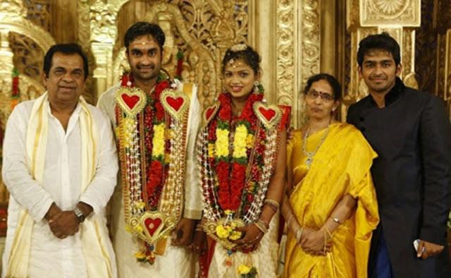 Brahmananda Family Phot