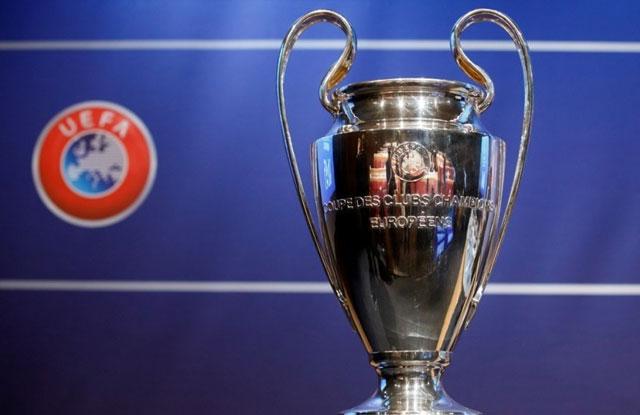 Hasil Lengkap Drawing 16 Besar Liga Champions