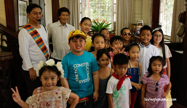Silay Heritage Tour - Hofileña Museum - Araw ng Wika - Araw ng Lahi - traditional Filipino costumes for kids - mommy blogger - Bacolod mommy blogger - Bacolod homeschoolers network - homeschooling in Bacolod