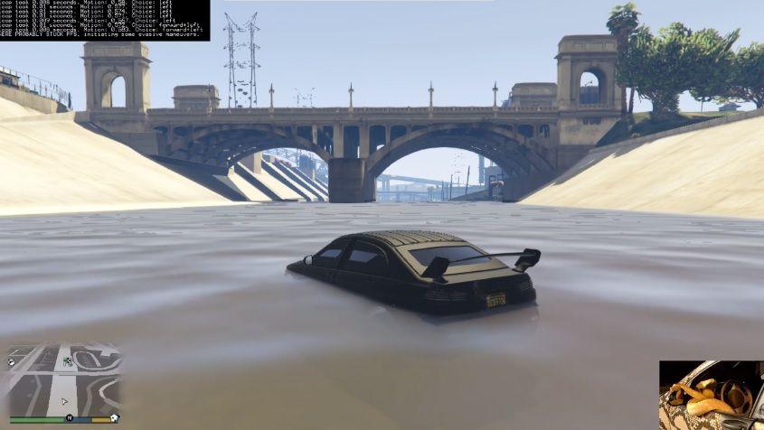 Pon el pedal al metal con estos trucos para autos de GTA 5
