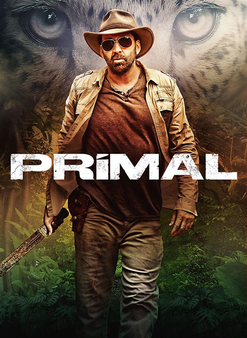 Primal [2019] [CUSTOM HD] [DVDR] [NTSC] [Subtitulado]