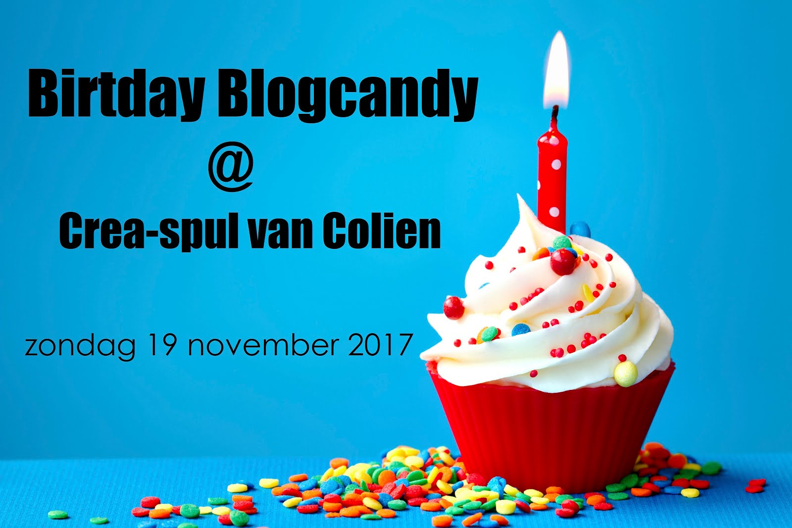 Birthday Blogcandy