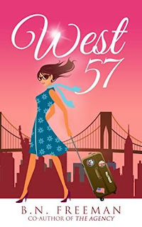WEST 57 - Funny romantic drama from international bestseller B.N. Freeman