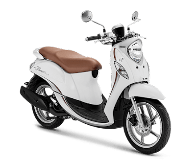 Ukuran Ban Standar Yamaha Fino 125