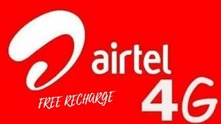 Airtel Offers Free Recharge to 5.5 crores Users