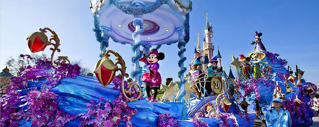 how to travel to disneyland paris