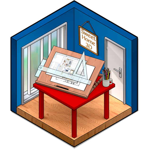 SweetHome3D 6.1.2 windows - Lineas-Webdesign