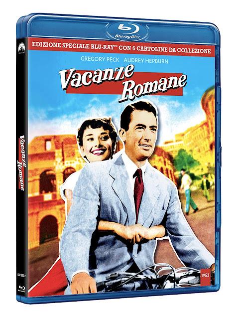 Vacanze Romane - Blu-Ray