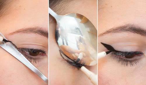 cách makeup mắt dễ dàng