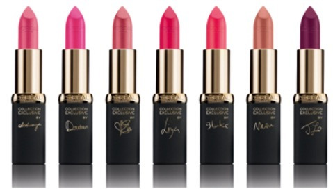 New L'Oreal Paris Color Riche Collection Exclusive La Vie En Rose ~ Price, Shades and Swatches