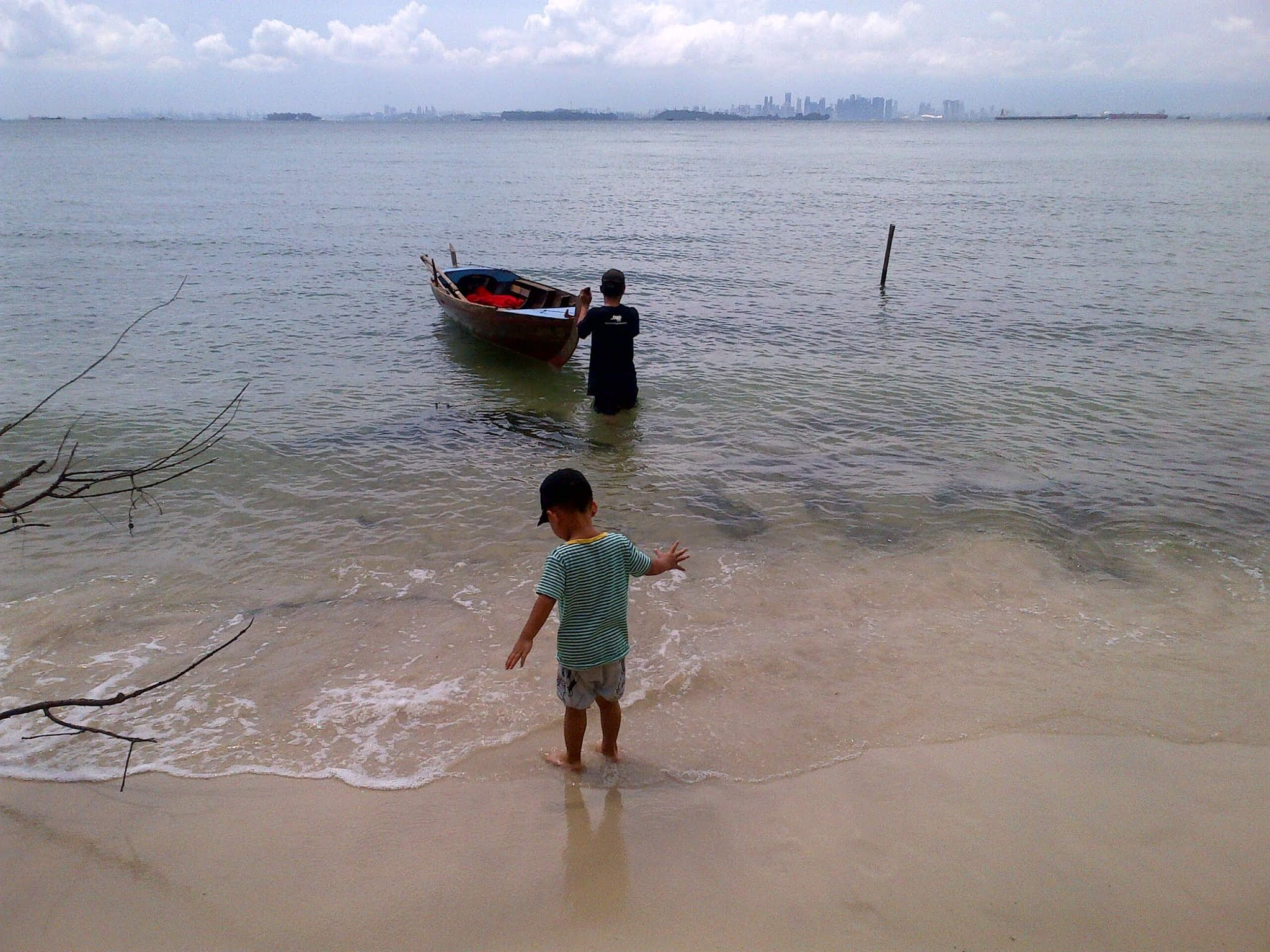 Pantai Indah, Pulau Lengkana Belakang Padang 1