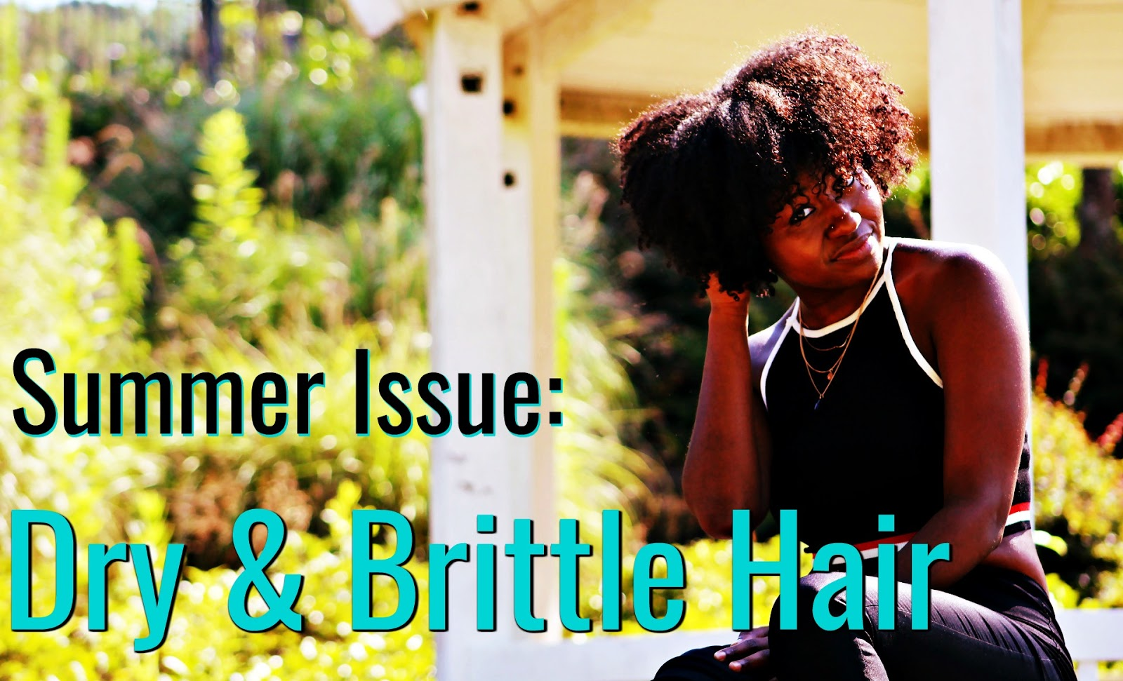Natural hair summer problems are in full effect and don't fret because we have the perfect experts to give sound advice to keep your hair beautiful!