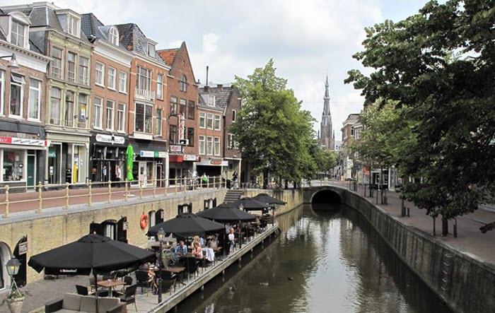 Khám phá Leeuwarden - Thủ đô Văn hóa châu Âu 2018