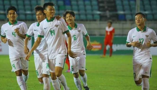 Indonesia Berhasil Rebut Juara Tiga Setelah Pesta Gol ke Gawang Myanmar