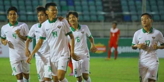 Timnas Indonesia U-19 Berhasil Rebut Juara Tiga Setelah Pesta Gol ke Gawang Myanmar