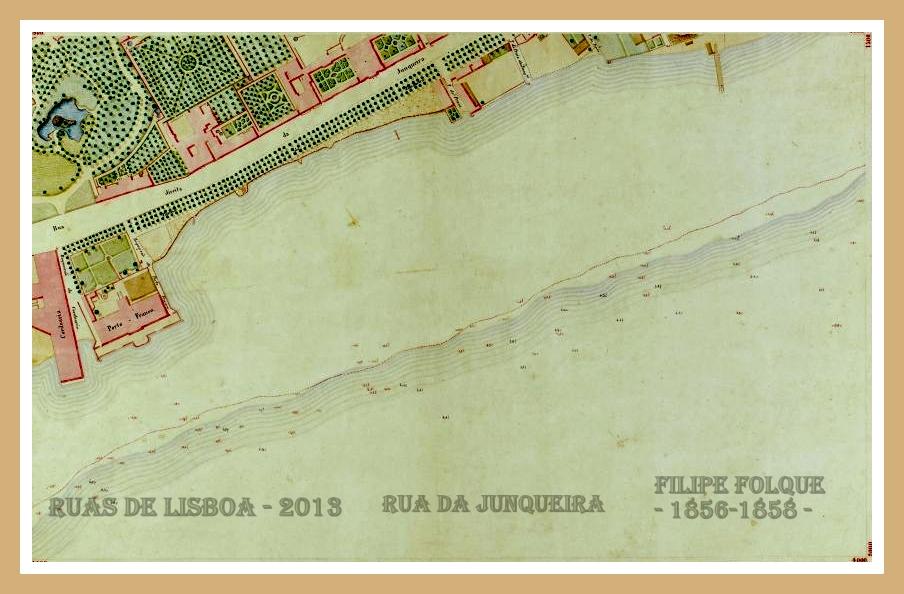 rua da junqueira lisboa mapa RUAS DE LISBOA ALGUMA HISTÓRIA: RUA DA JUNQUEIRA [ I ] rua da junqueira lisboa mapa