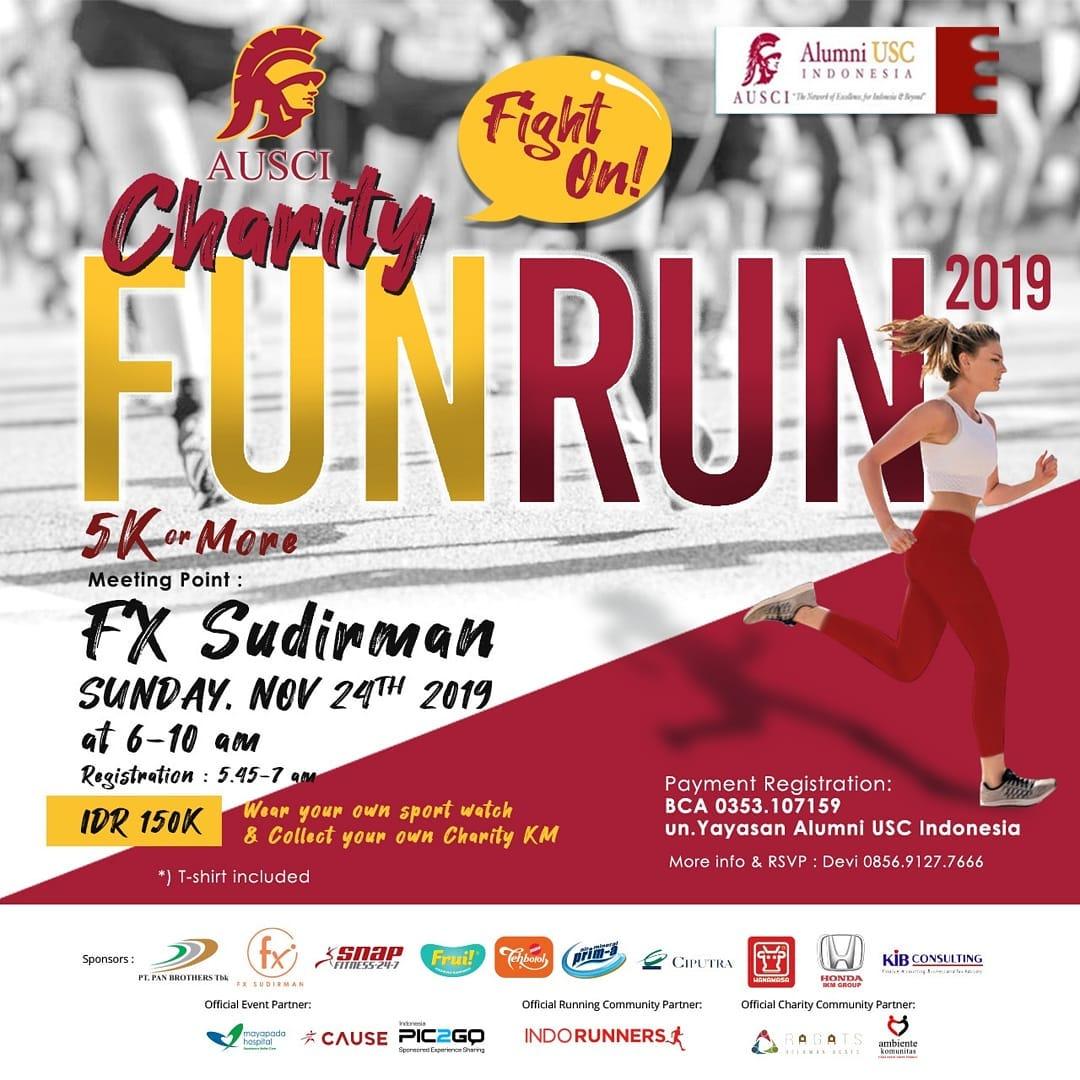 AUSCI Charity Fun & Run • 2019