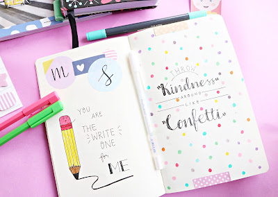 bullet journal adalah