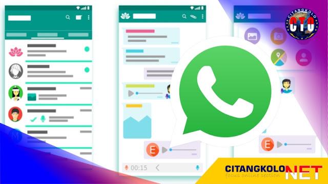 cara WhatsApp Mencegah Spam dan Berita Hoax