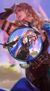 Lancelot Perfumed Knight Heroes Assassin of Skins V3