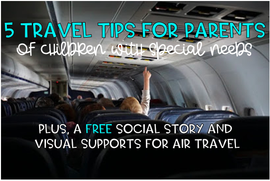 tips for traveling with an autistic child