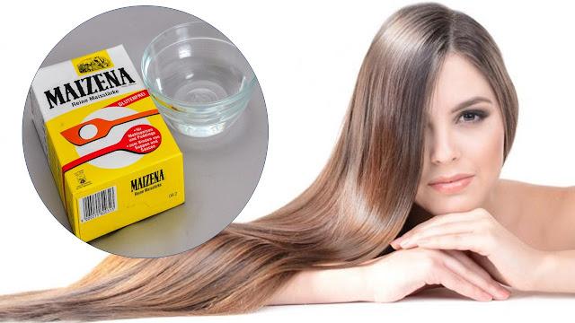 Súper receta para alisar el cabello naturalmente
