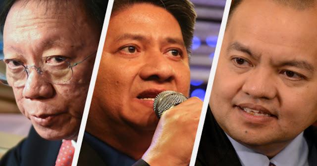 Planong Quo warranto nila Calida at Gadon kay Justice Leonen bigo