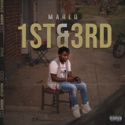 Marlo - 1st & 3rd (2020) - Album Download, Itunes Cover, Official Cover, Album CD Cover Art, Tracklist, 320KBPS, Zip album