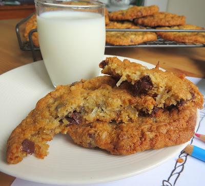 Loaded Cowboy Cookies