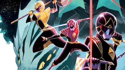 The Full Story Of The Omega Rangers