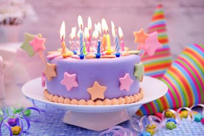 Birthday congratulations to my friend