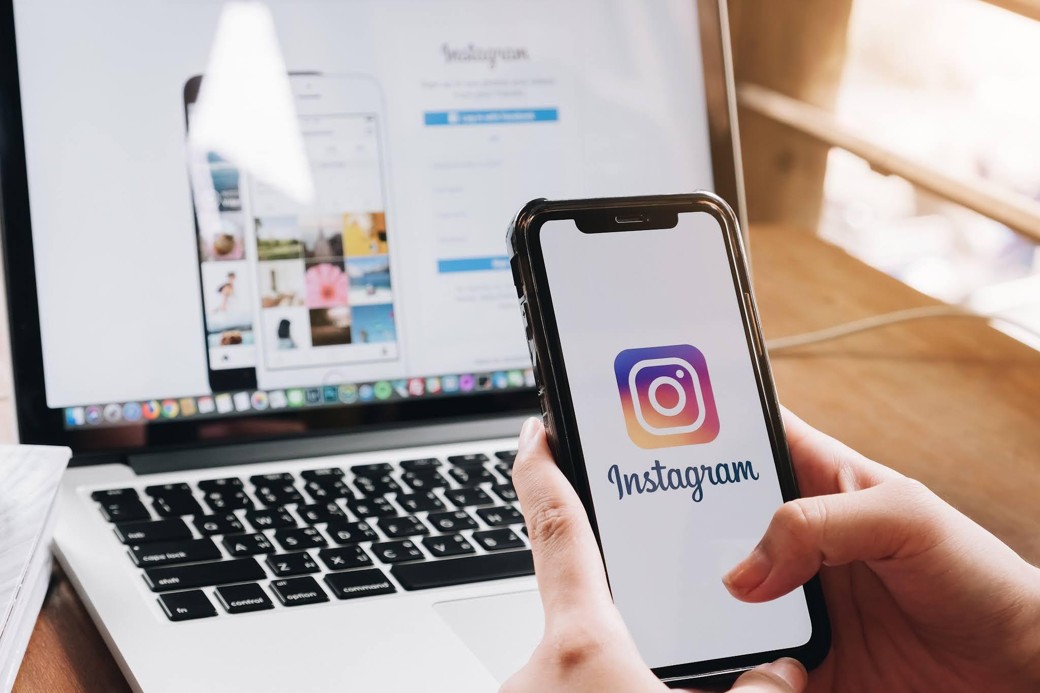 زيادة المتابعين على Instagram