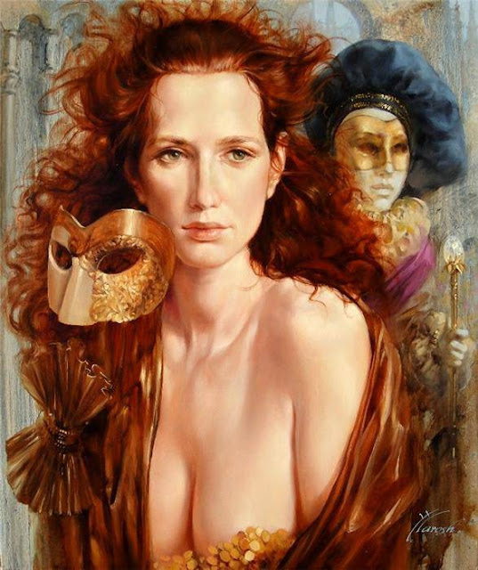 Yuri Yarosh | Belarusian Figurative Painter | 1969