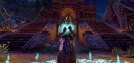 Bloodrush Necromancer