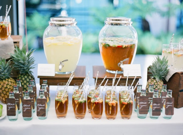 Iced Tea Bar