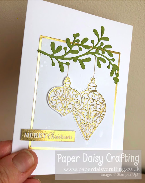 Nigezza Creates with friends and Stampin' Up! The Project Share 23rd July 2020