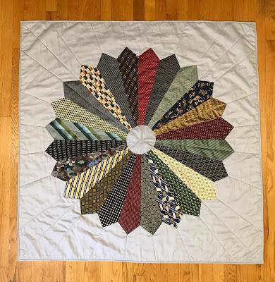 Dresden Tie Quilt