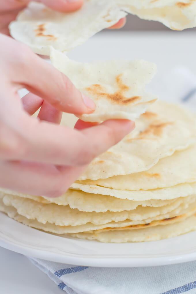 make tortillas - danceofstoves.com